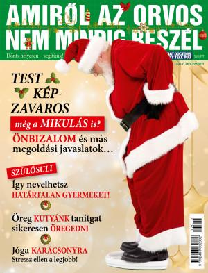 Amiről az orvos nem mindig beszél - 10. szám (2017. december)