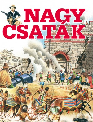 Nagy csaták - Bookazine