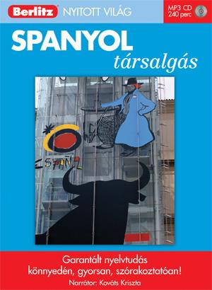 Berlitz - Spanyol társalgás