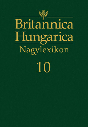 Britannica Hungarica Nagylexikon10. kötet