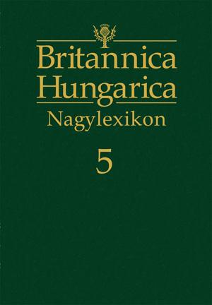 Britannica Hungarica Nagylexikon5. kötet
