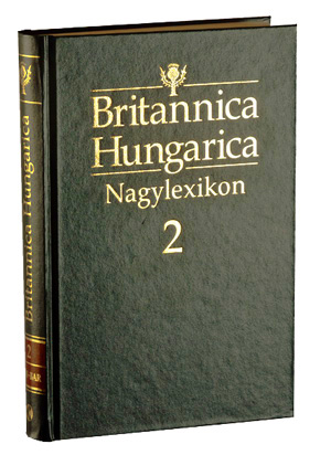Britannica Hungarica Nagylexikon2. kötet
