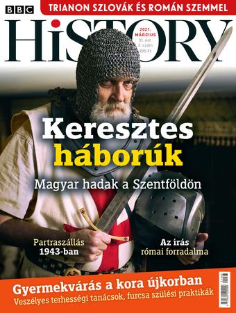 BBC History - XI. évfolyam, 3. szám (2021. március)