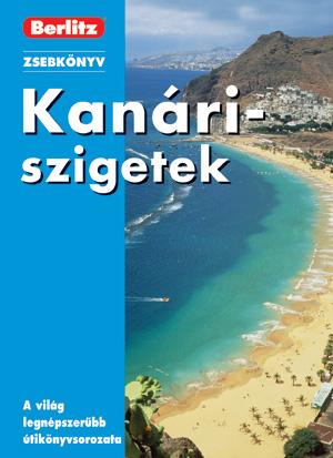 Kanári-szigetek - Berlitz zsebkönyv