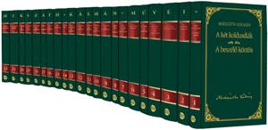 Mikszáth Kálmán művei, 1-22. kötet