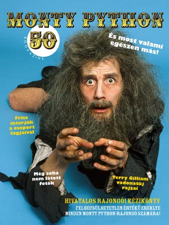 Monty Python 50 - Bookazine