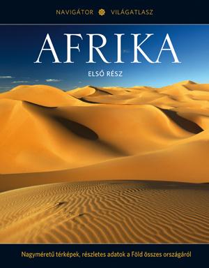 NAVIGÁTOR Világatlasz, 3. kötet - Afrika, I.