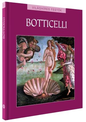 Világhíres festők sorozat 1. kötet - Botticelli