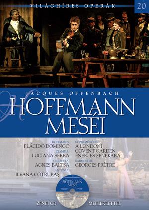 Világhíres operák sorozat, 20. kötet -Hoffmann meséi