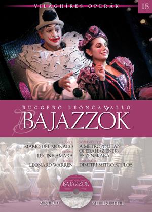 Világhíres operák sorozat, 18. kötet -Bajazzók