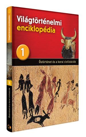 Világtörténelmi enciklopédia 1. kötet