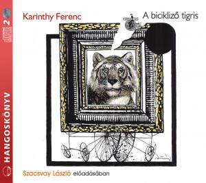 A bicikliző tigris - hangoskönyv
