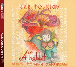 A hobbit - hangoskönyv