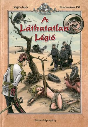 A Láthatatlan Légió - képregény