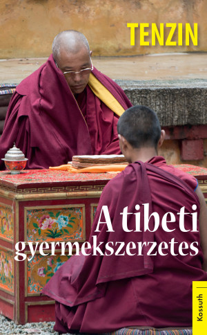 A tibeti gyermekszerzetes