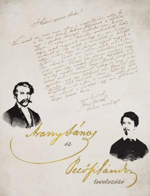 Arany János és Petőfi Sándor levelezése (hangoskönyvvel)
