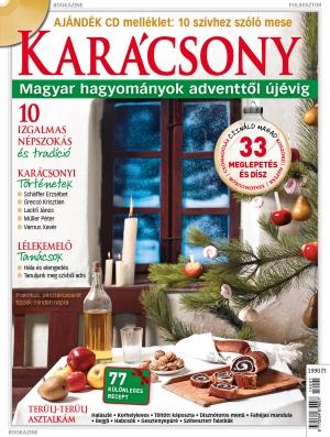 Karácsony -  Magyar hagyományok adventtől újévig - Bookazine