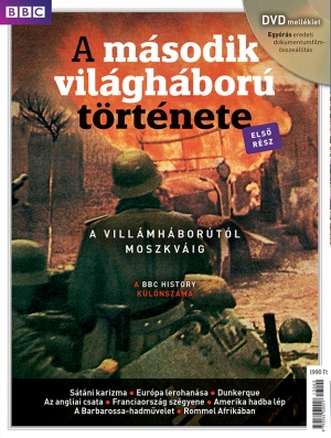A második világháború története I. - Bookazine