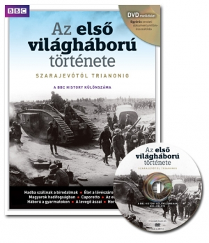 Az első világháború története - Bookazine