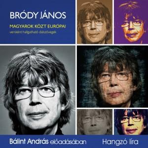 Magyarok közt európai – versként hallgatható dalszövegek