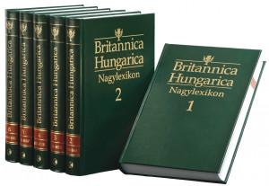Britannica Hungarica Nagylexikon 1-25. kötet