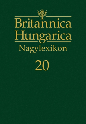 Britannica Hungarica Nagylexikon20. kötet