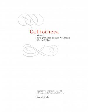Calliotheca