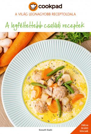 Cookpad 1. A legféltettebb családi receptek