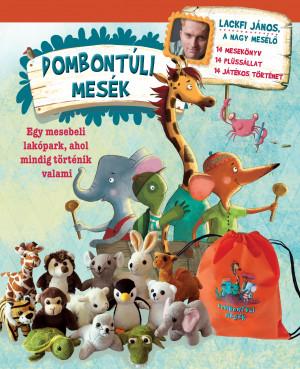 Dombontúli mesék sorozat 1-14. kötet + ajándék hátizsák!