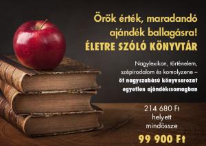 Életre szóló könyvtár