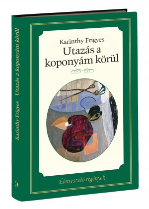 Életreszóló regények sorozat 12. kötet Utazás a koponyám körül