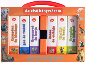 Az első könyvtáram - állatkölykök