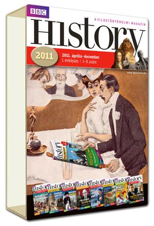 BBC History magazin - díszdoboz