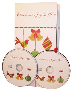 Karácsonyi üdvözlet - díszdobozos CD