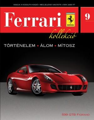 Ferrari kollekció 9. szám – 599 GTB Fiorano