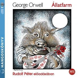 Állatfarm - hangoskönyv