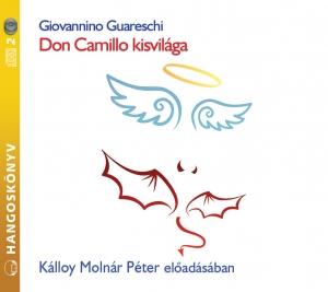 Don Camillo kisvilaga - hangoskönyv
