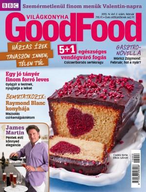 BBC GoodFood - IV. évfolyam, 2. szám (2015. február)