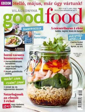 BBC GoodFood - IV. évfolyam, 5. szám (2015. május)