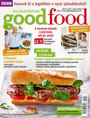 BBC GoodFood - IV. évfolyam, 7. szám (2015. július)