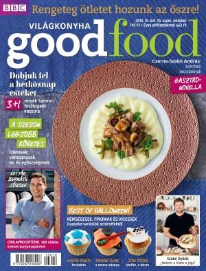 BBC GoodFood - IV. évfolyam, 10. szám (2015. október)