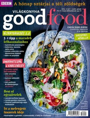 BBC GoodFood - V. évfolyam, 1. szám (2016. január)