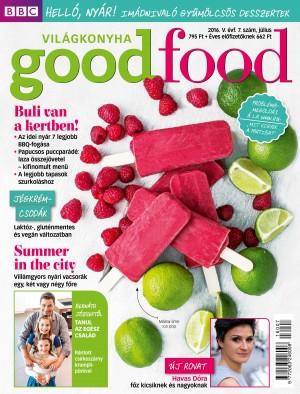 BBC GoodFood - V. évfolyam, 7. szám (2016. július)