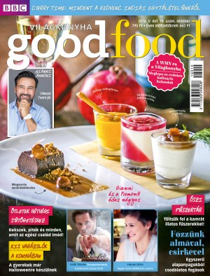 BBC GoodFood - V. évfolyam, 10. szám (2016. október)