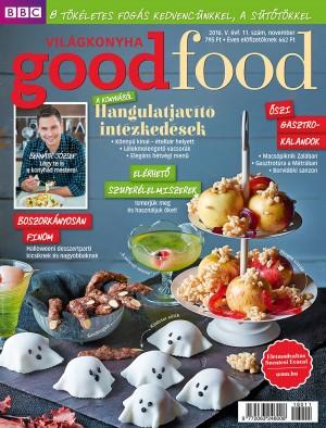 BBC GoodFood - V. évfolyam, 11. szám (2016. november)
