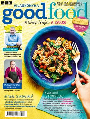BBC GoodFood - VII. évfolyam, 9. szám (2018. szeptember)