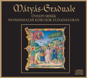 Mátyás-Graduale - audio CD