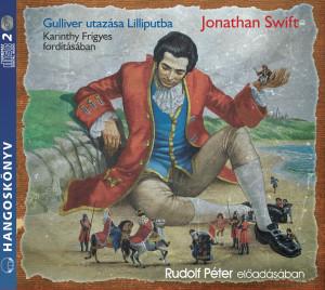 Gulliver utazása Lilliputba -  hangoskönyv