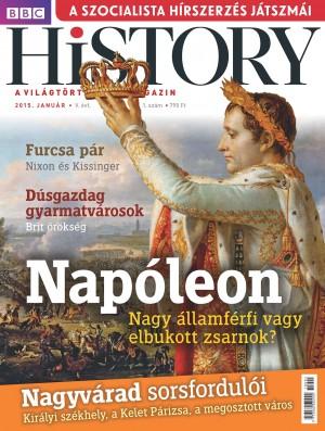 BBC History - V. évfolyam, 1. szám (2015. január)