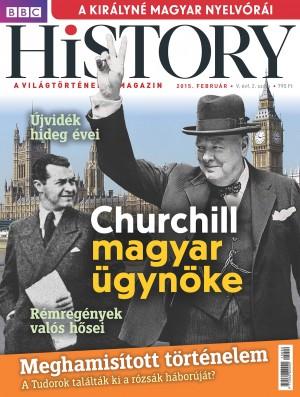 BBC History - V. évfolyam, 2. szám (2015. február)
